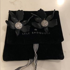 LeLe Sadoughi Lily Earrings